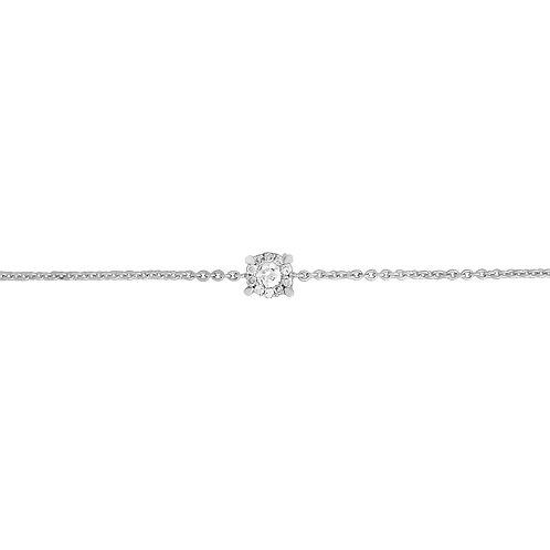 DIAMOND SOLITAIRE BRACELET