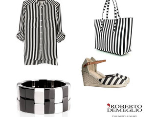 Start this week with sleek simplicity              Roberto Demeglio
