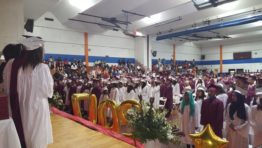 Don Bosco Tech 2017 Graduation