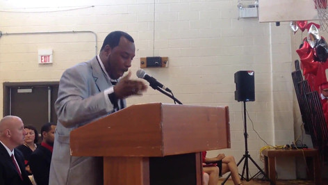 Rev Speaks at Dr. MLK Jr. 2016 Graduating Class