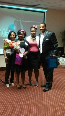 JEDG Educational Fund 2014 Recipient MaKiyah Symphony McDuffie