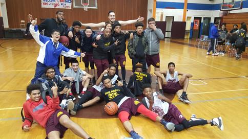 Don Bosco Basketball Team 2017