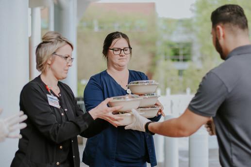 North Oaks Hospital Donation