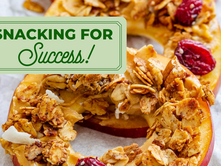 Snacking For Success