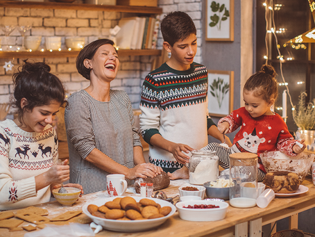 6 Tips for a Healthy & Happy Holiday Season!