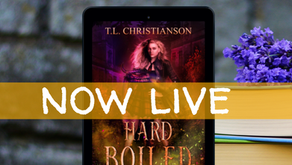 Hard Boiled is now LIVE!!