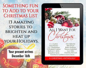 Looking for a new Christmas Anthology?