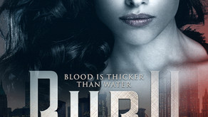 RUBY - the 3rd Shades of Red Novel Has a NEW COVER!!