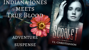 SCARLET is only $1.99 for October!