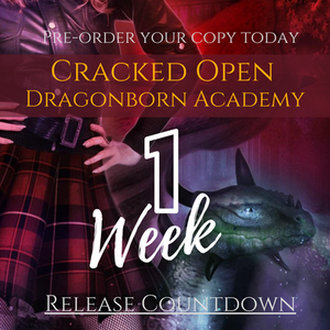 ☆☆☆ Pre-order Cracked Open now! ☆☆☆