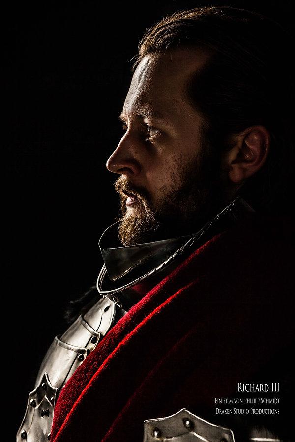Richard III. Philipp Schmidt actor dorector Schauspieler Regisseur Shakespeare Mittelalter Knights medieval Movie Film