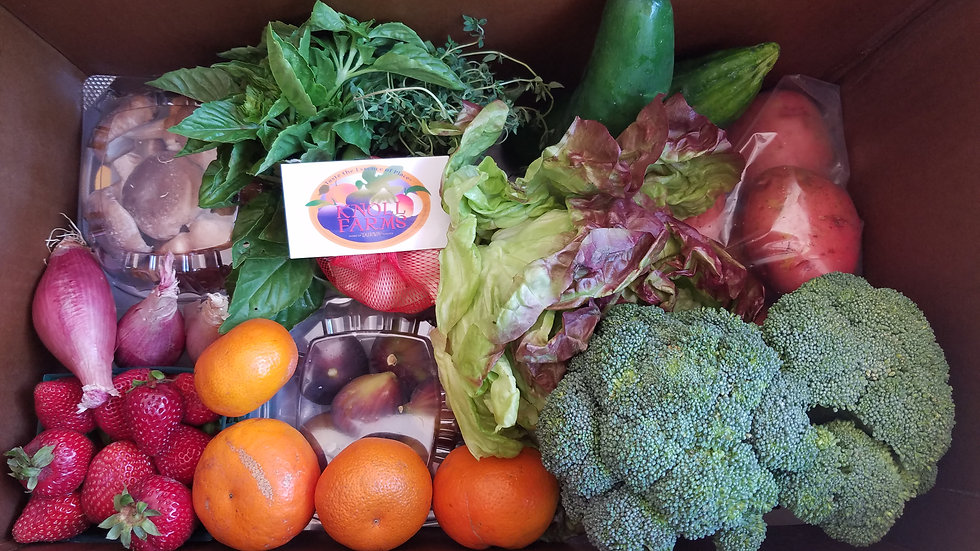 Knoll Farms Produce Box