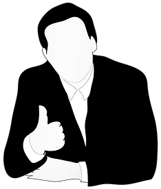 businesswoman-clipart-black-and-white-24