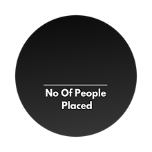 No Of People Placed
