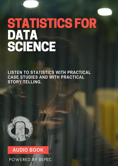 statistics audio book