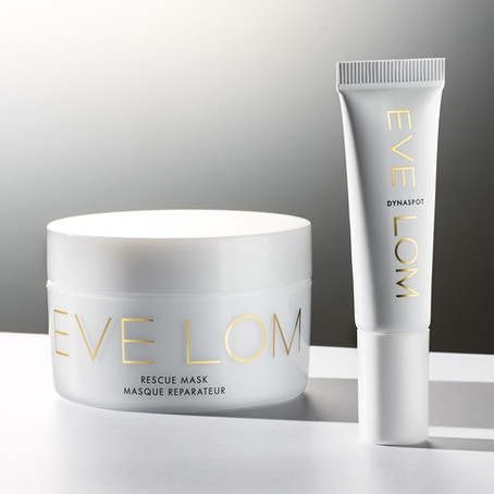 Eve Lom skincare beauty products shot monochrome as advertising By Ian Oliver Walsh Still Life Photographer London