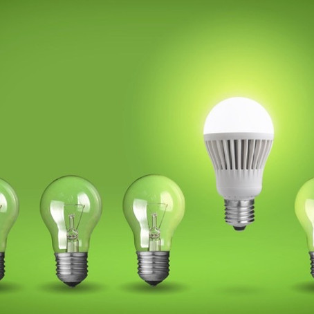 Let there be light!....Sustainably?
