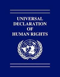 ETH 202-27 Human Rights Presentation:  December 1