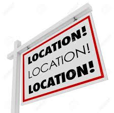 GEO 103-02 Location, location, location!  Project Due Date:  Friday, April 20 (Day 3).