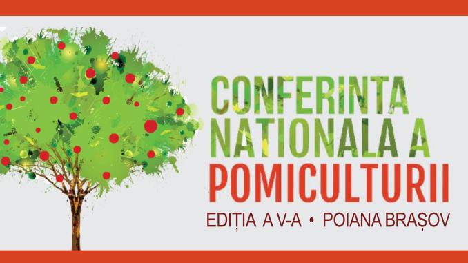 Conferinta Nationala a Pomiculturii