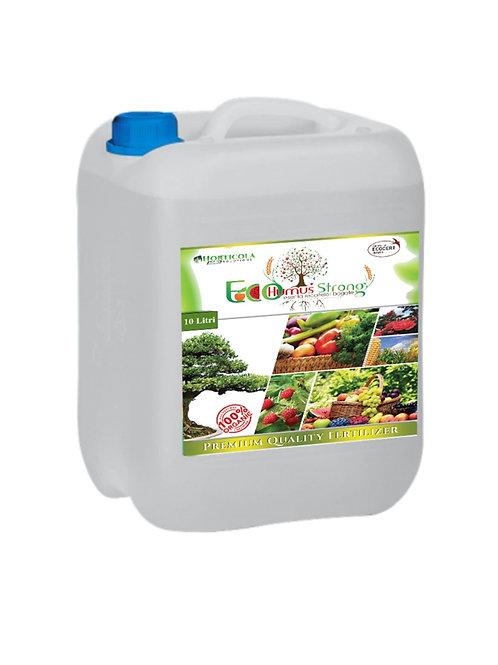 10Litri EcoHumusStrong Lichid + 2 litrii GRATUIT