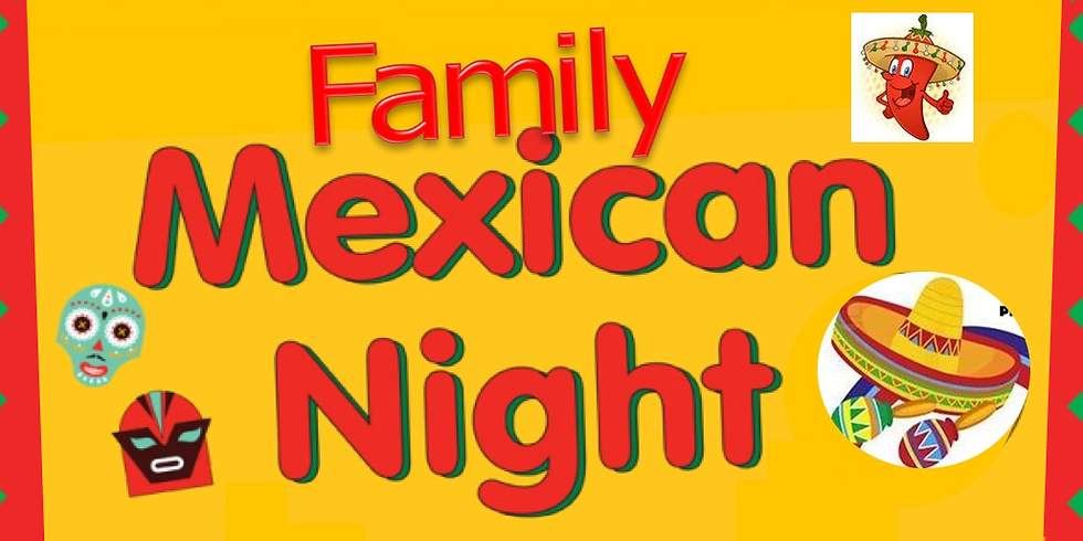 Family Mexican Party!