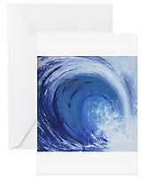emma hames the wave card