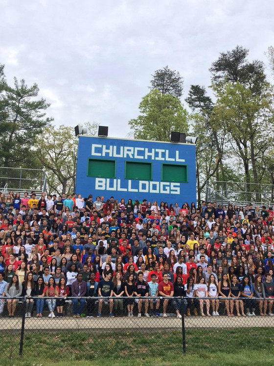 Meet the Winston Churchill SGA