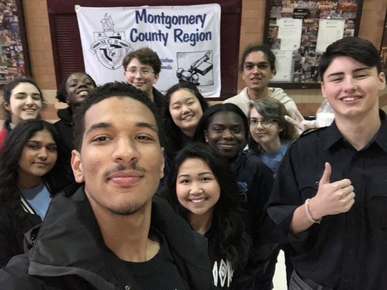 Meet the Clarksburg SGA