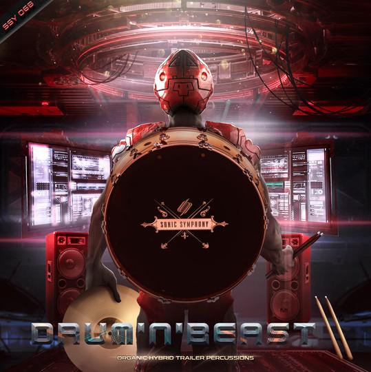 SSY068 Drum'N'Beast 2