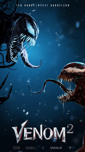 Venom 2 Movie Poster