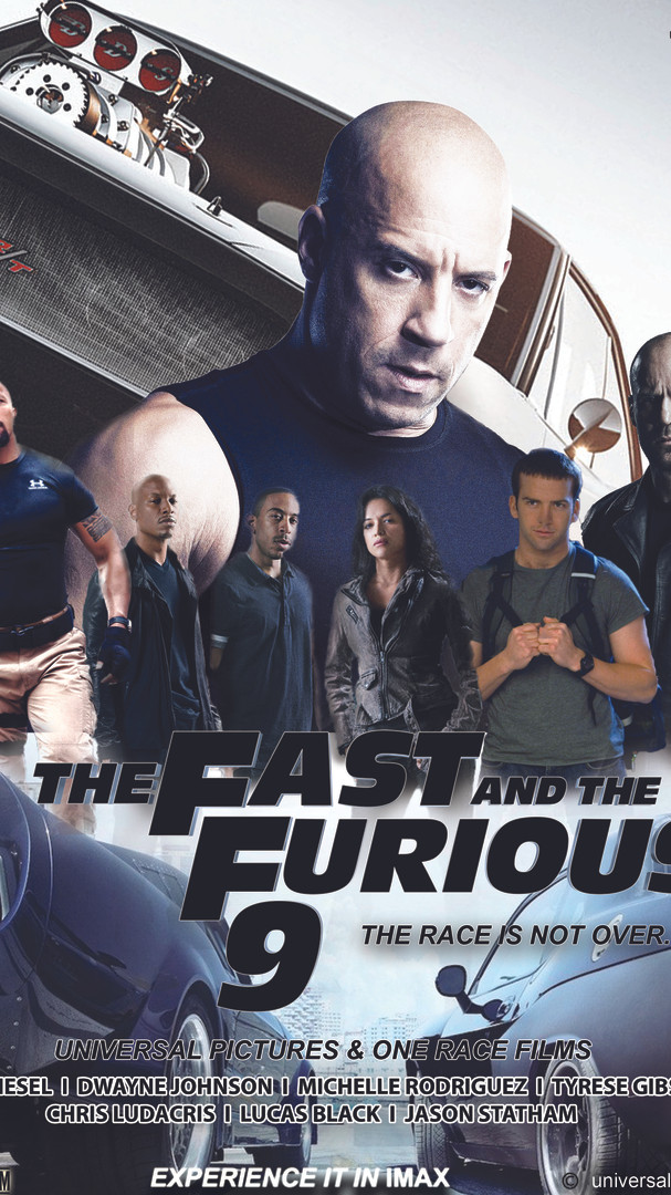 The Fast And Furious 9