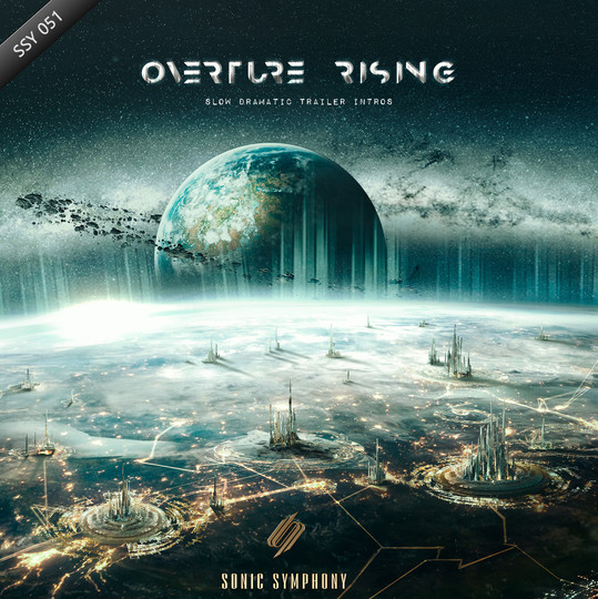 SSY051 Overture Rising