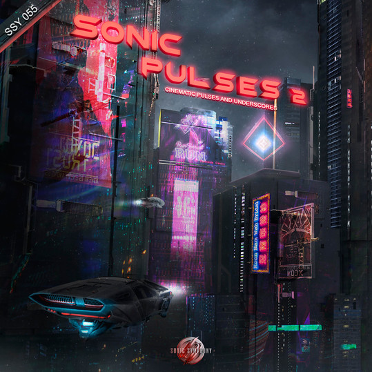 SSY055 Sonic Pulses 2