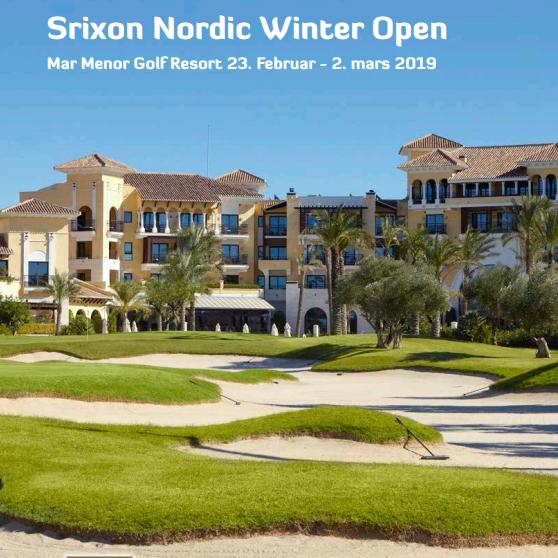 Srixon Nordic Winter Open