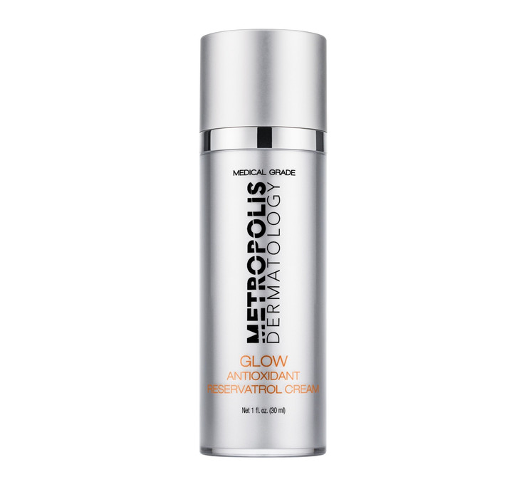 Glow Resveratrol Antioxidant Cream