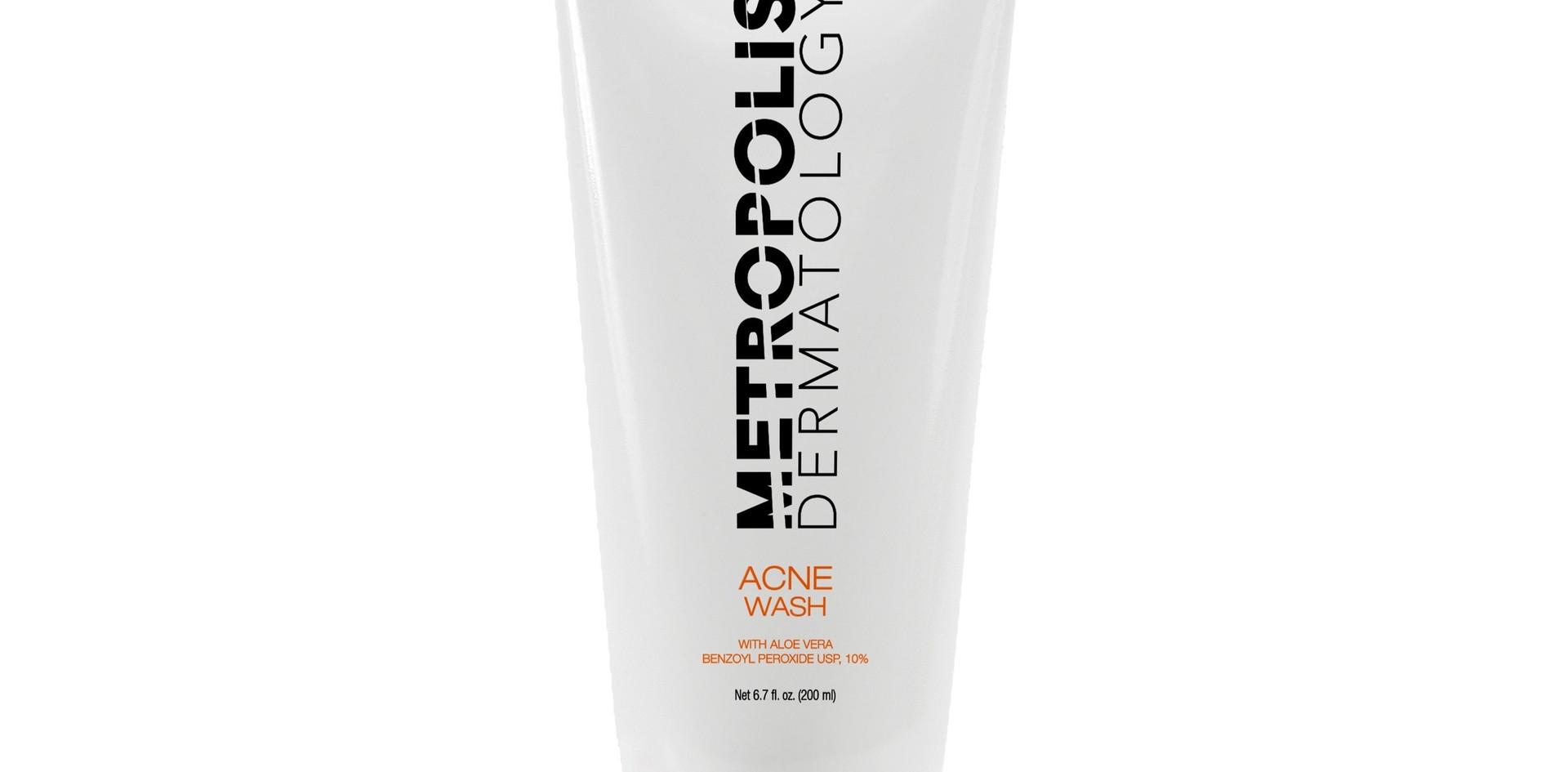 Acne Wash with Aloe Vera