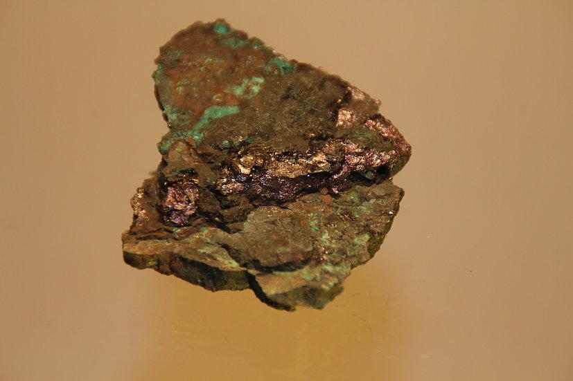 Tenorite, Cuprite- Mount McCabe Mine, Cloncurry