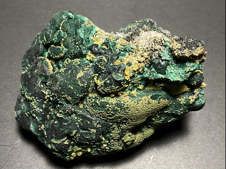Malachite, Pyromorphite- Browns Deposit, Batchelor