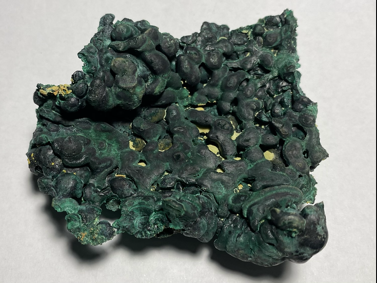 Malachite,  Browns Deposit, Batchelor