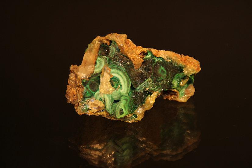 Malachite, Cerussite,  Browns Deposit, Batchelor