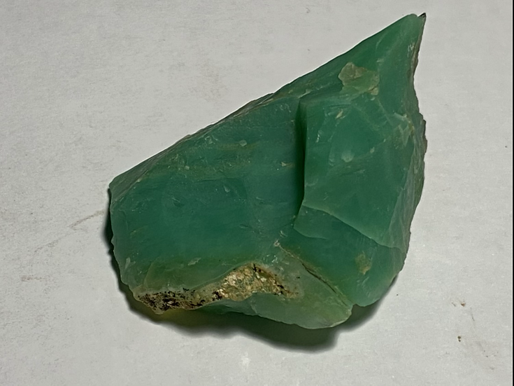 Chrysoprase- Bulong Mine, Kalgoorlie