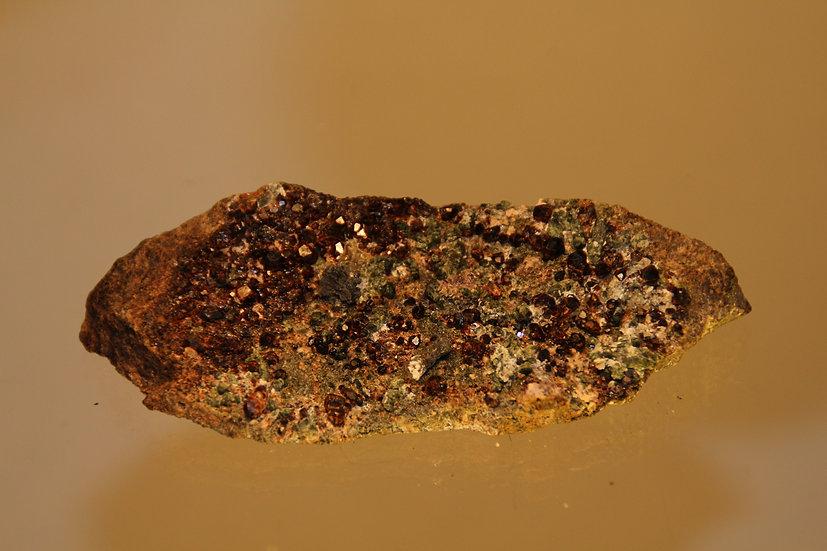 Andradite, Diopside- Mary Kathleen Mine, Mt Isa