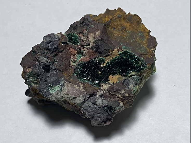 Atacamite, Mount Gunson Mine, Woomera