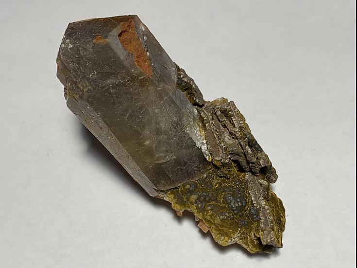 Barite- Oraparinna Mine, Hawker