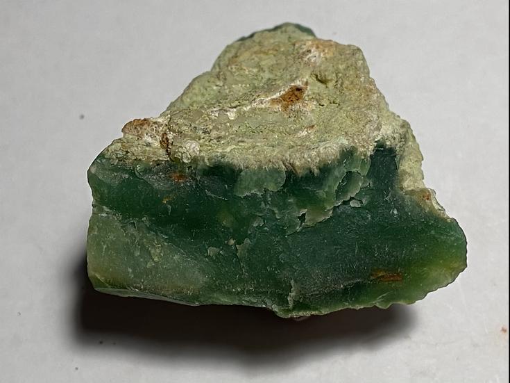 Chrysoprase- Bulong Mine, Kalgoorlie