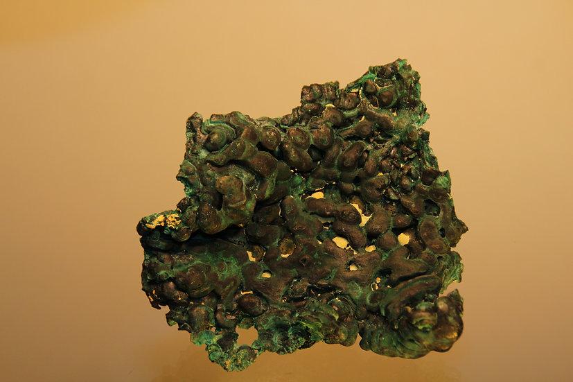 Malachite,  Browns Deposit, Batchelor