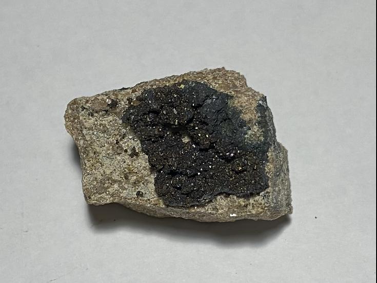 Sphalerite, Mount Gunson Mine, Woomera