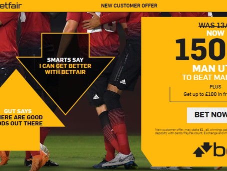 Online Betting Pick Your Enhanced Odds Offer