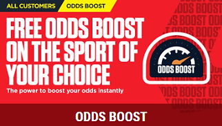 online betting odds boost